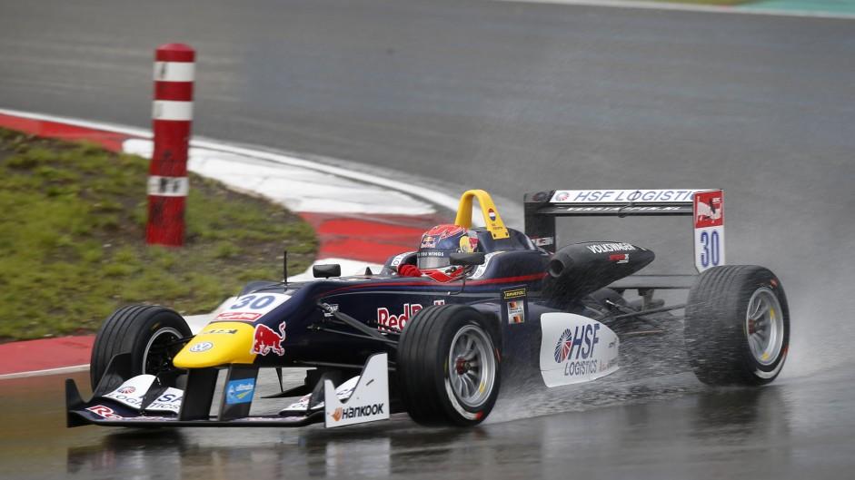 Max Verstappen, Van Amersfoort Racing, European F3, Nurburgring, 2014