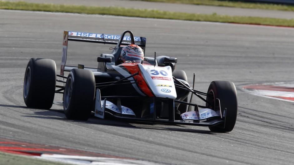 Max Verstappen, F3, Van Amersfoort, Moscow Raceway, 2014