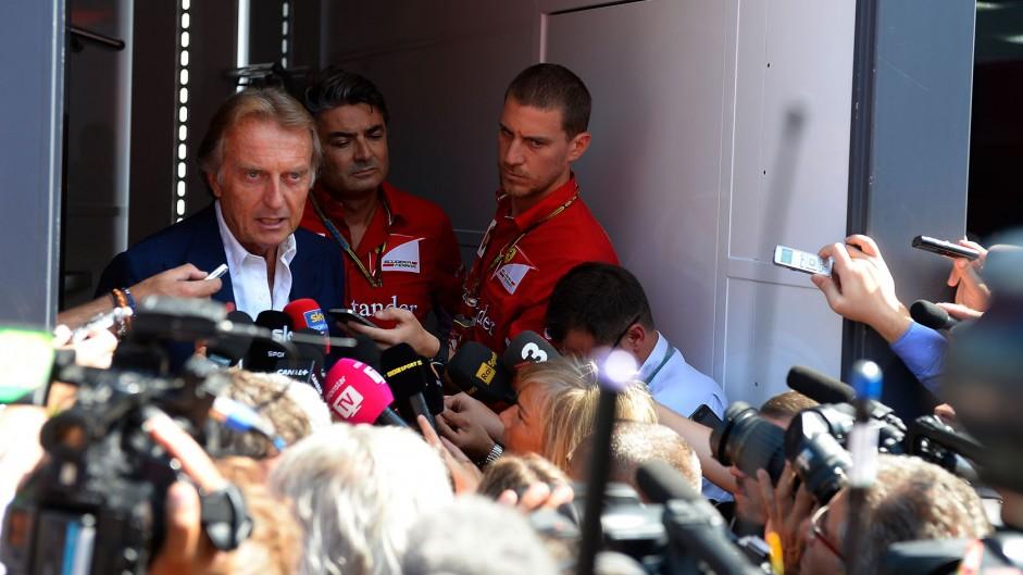 Montezemolo confirms Ferrari departure
