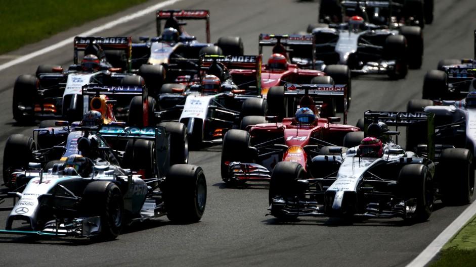 2014 Italian Grand Prix team radio transcript