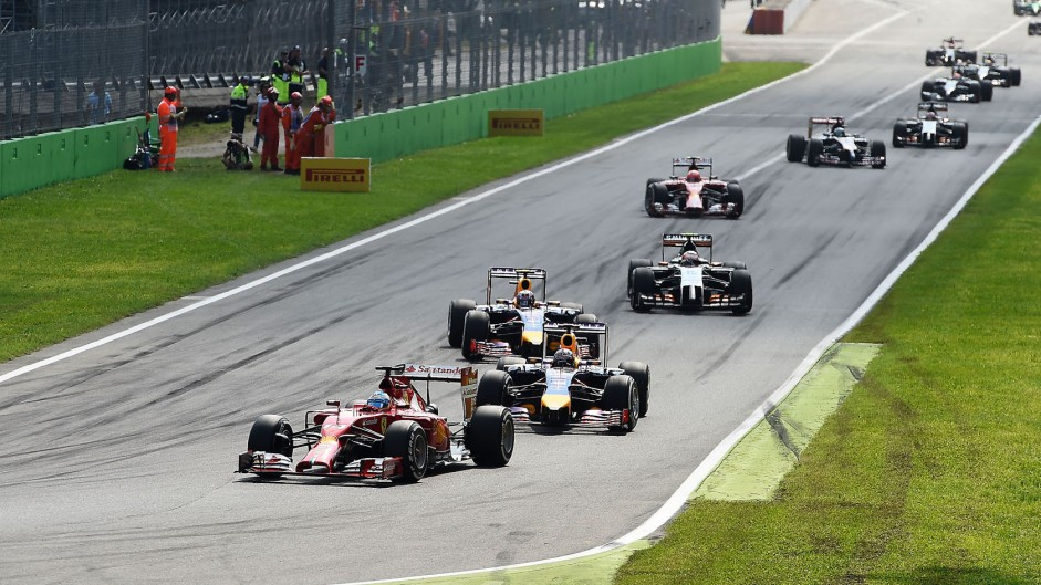 Monza keeps up F1's run of satisfying races