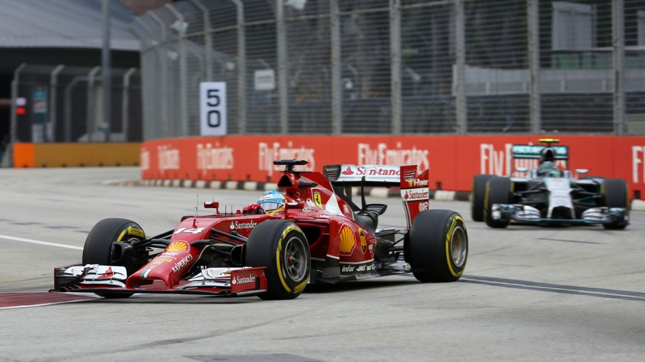 Rate the race: 2014 Singapore Grand Prix