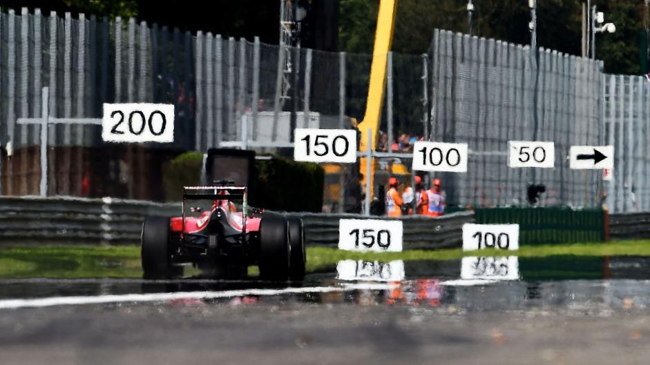2014 Italian Grand Prix qualifying in pictures