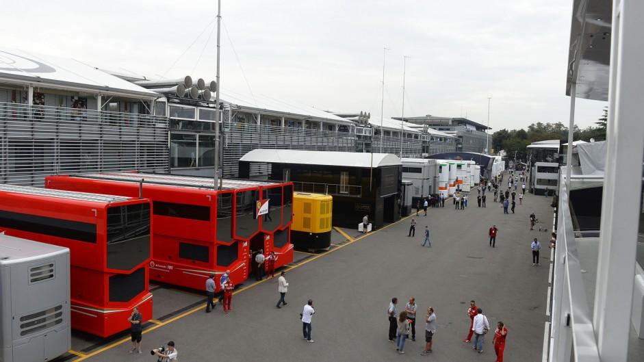 Ferrari, Monza, 2014