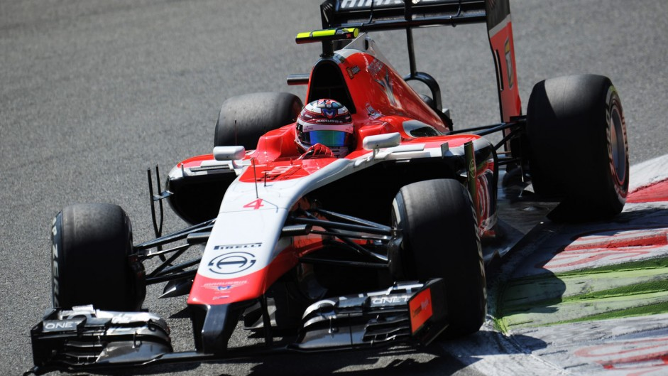 Manor on 2015 F1 teams entry list, Caterham vanish