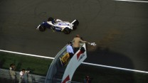 Damon Hill, Williams, Monza, 1994