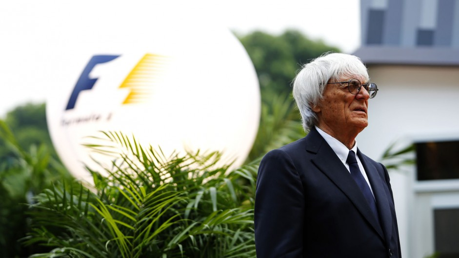 "Ferrari and Mercedes engine customers get ""a lot less power"" – Ecclestone"