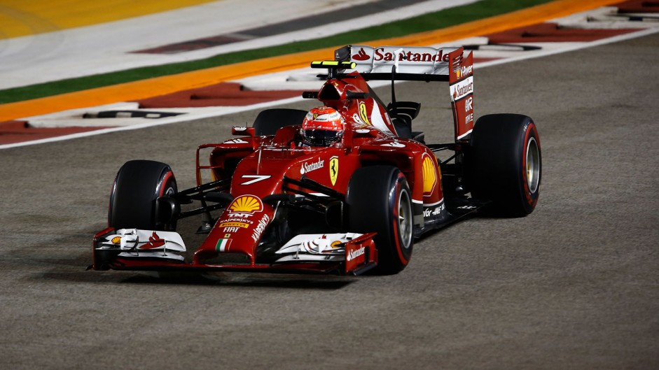 'I finally managed to drive how I wanted' – Raikkonen