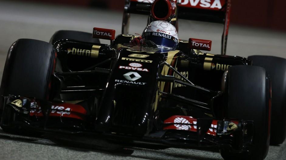 Furious Grosjean slams Renault after qualifying