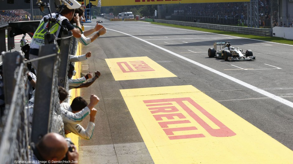 Hamilton having strongest season yet with sixth win