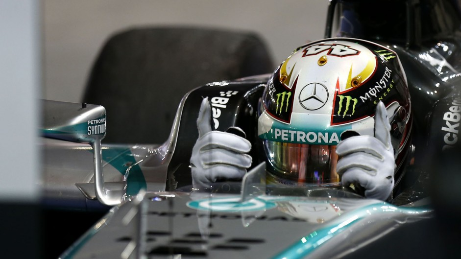 Hamilton back on top after another Mercedes failure
