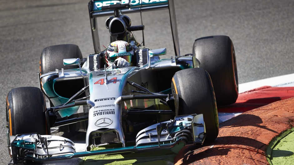 Hamilton voted Driver of the Weekend for third time