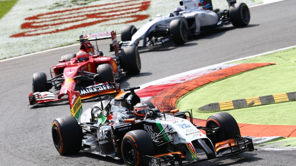2014 Italian Grand Prix Sunday in Tweets