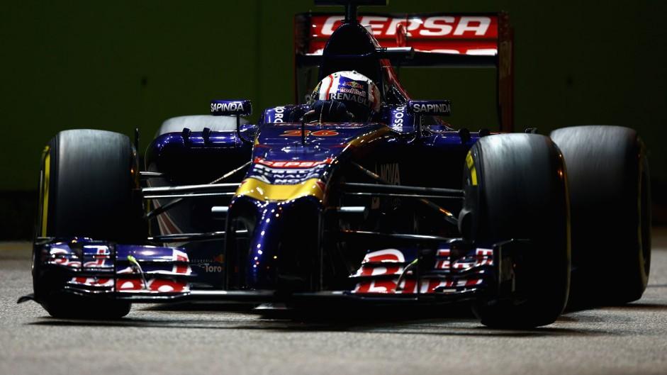 2014 Singapore Grand Prix Sunday in Tweets
