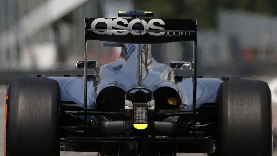 Kevin Magnussen, McLaren, Monza, 2014