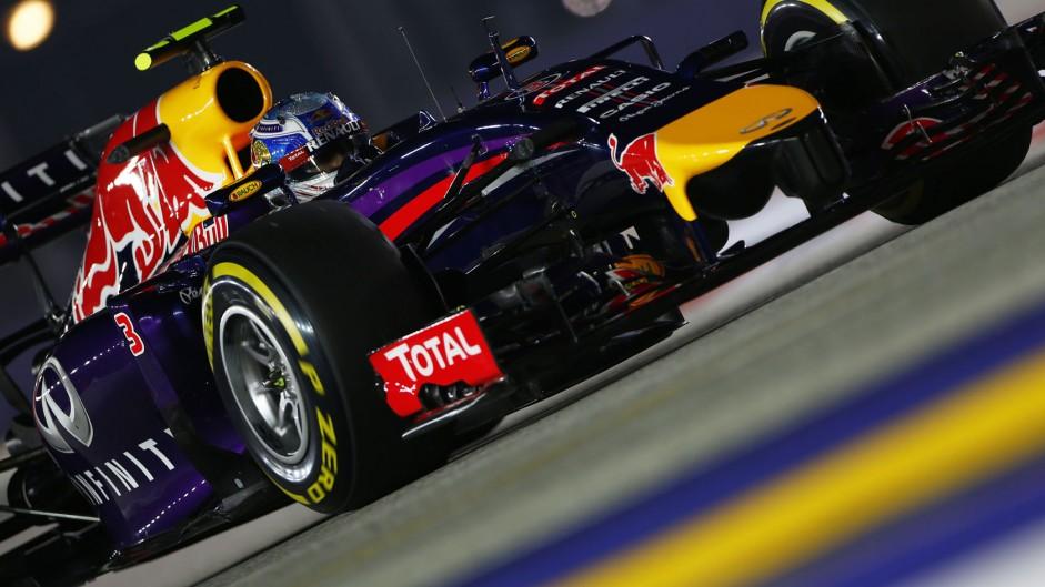 2014 Singapore Grand Prix team radio transcript