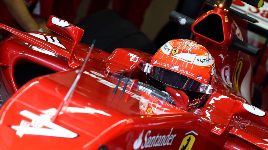 "Radio changes ""might get complicated"" – Raikkonen"