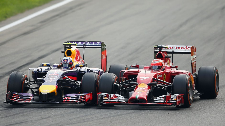 2014 Italian Grand Prix in pictures