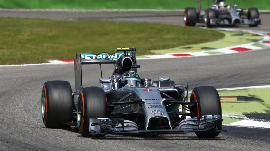 Rosberg admits Hamilton was quicker this weekend
