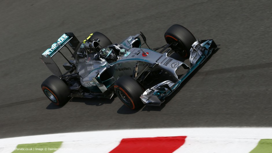 2014 Italian Grand Prix championship points