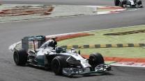 Nico Rosberg, Mercedes, Monza, 2014