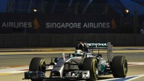 Lewis Hamilton, Mercedes, Singapore, 2014