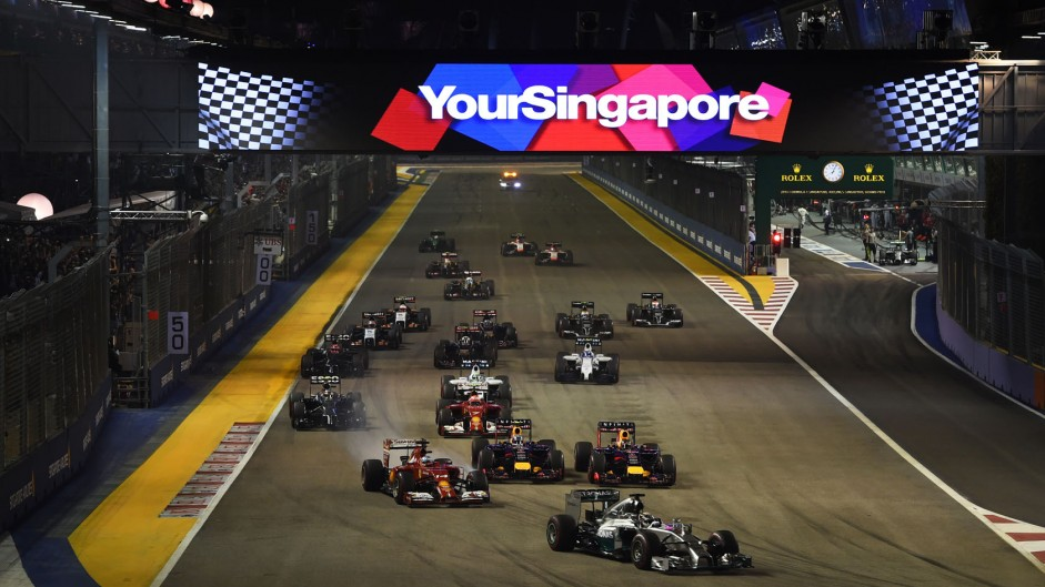Vote for 2014 Singapore GP Driver of the Weekend