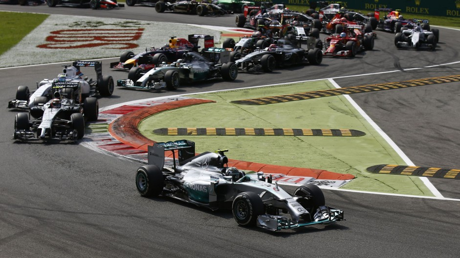 Vote for your 2014 Italian GP Driver of the Weekend