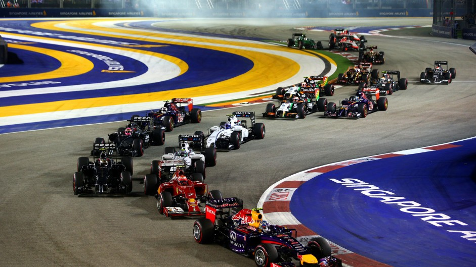Same 11 two-car teams on FIA's F1 entry list for 2015