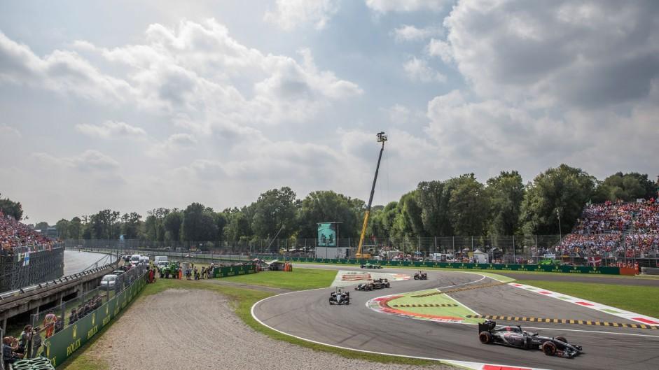 Adrian Sutil, Sauber, Monza, 2014