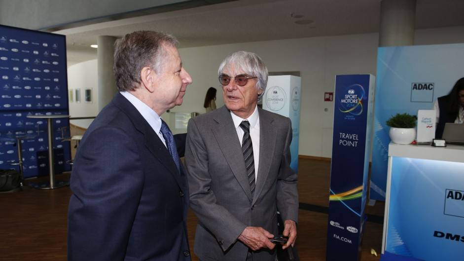 Caption Competition 60: Ecclestone and Todt