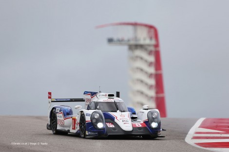 Toyota, World Endurance Championship, Circuit of the Americas, 2014
