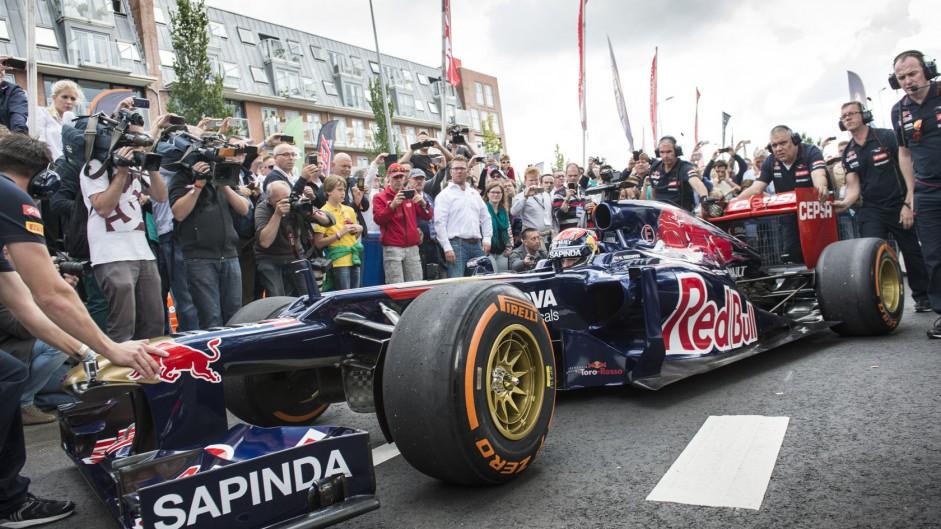 Give Verstappen time – Vettel