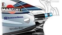 2014 Williams engine cover