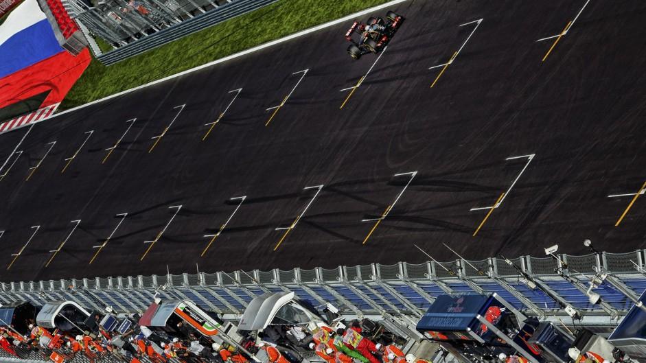 F1 – RUSSIA GRAND PRIX 2014