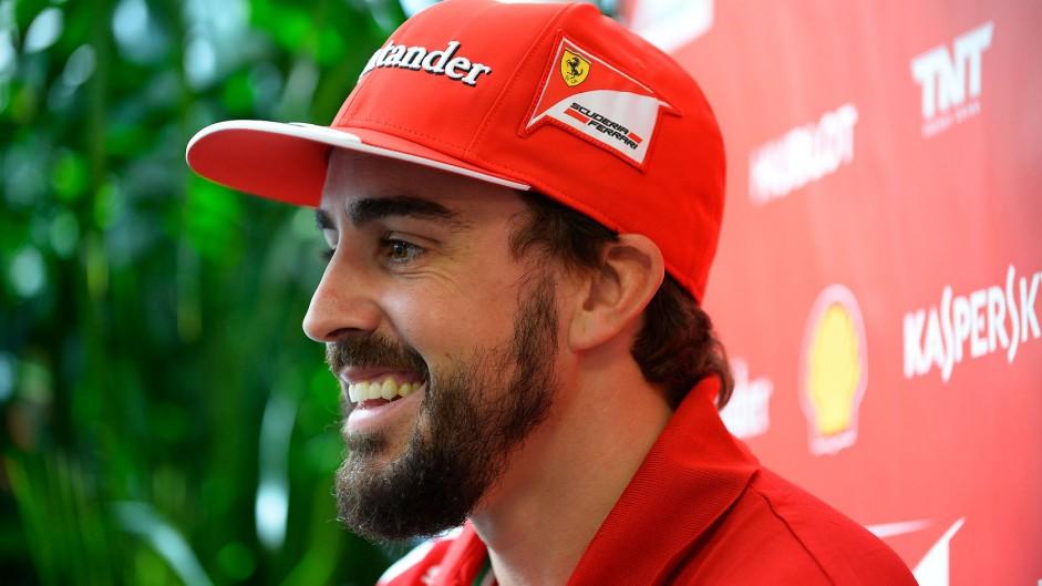 "Alonso: 2014 campaign ""probably my best season"""
