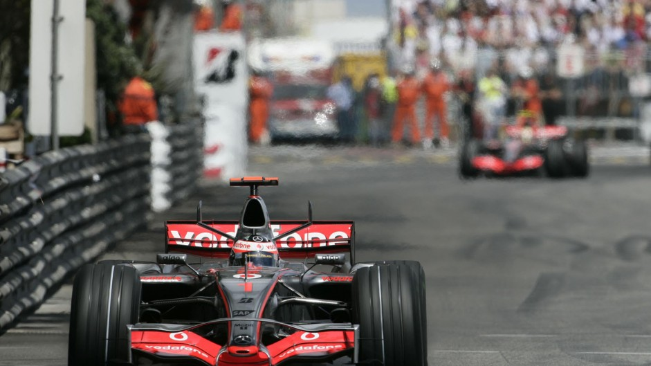Can Alonso and McLaren banish the trauma of 2007?