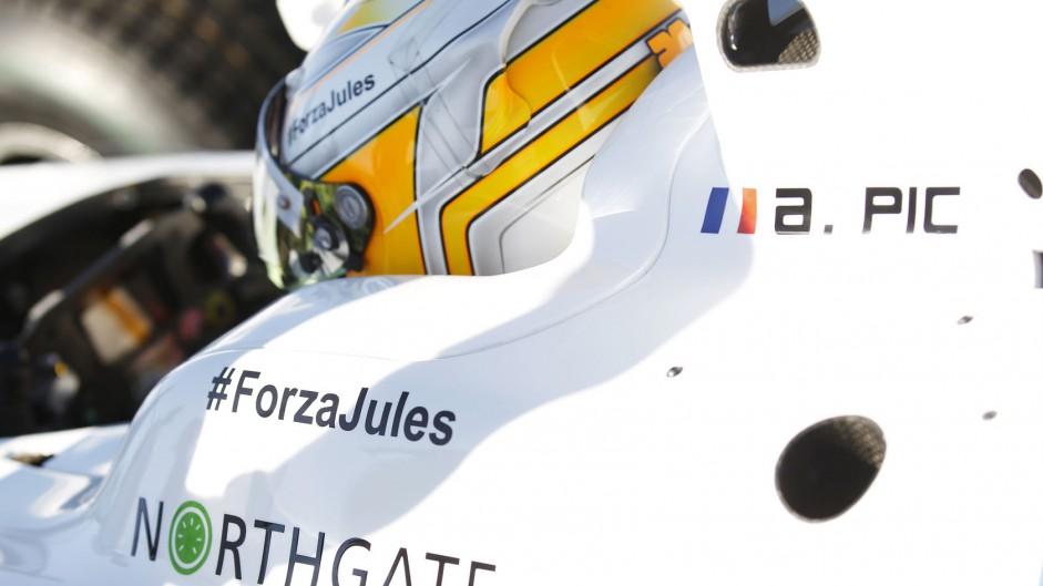 Arthur Pic, GP2, Sochi Autodrom, 2014