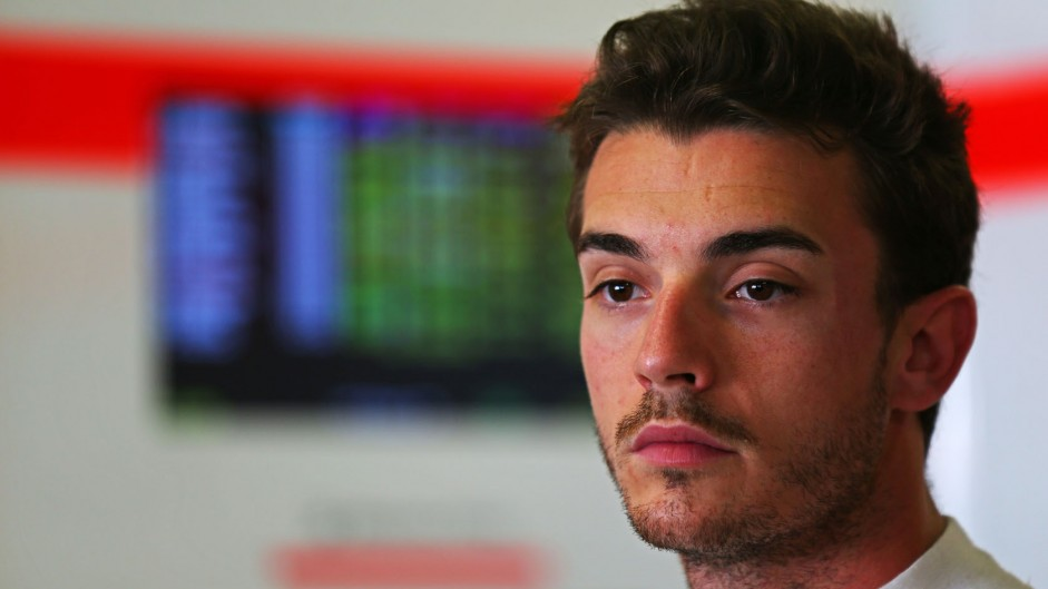 "Bianchi returns to France but condition still ""critical"""