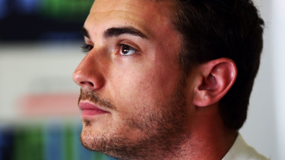Bianchi suffered brain injury in crash