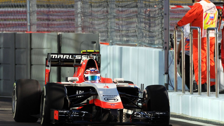 Marussia confirmed to miss United States GP after entering administration