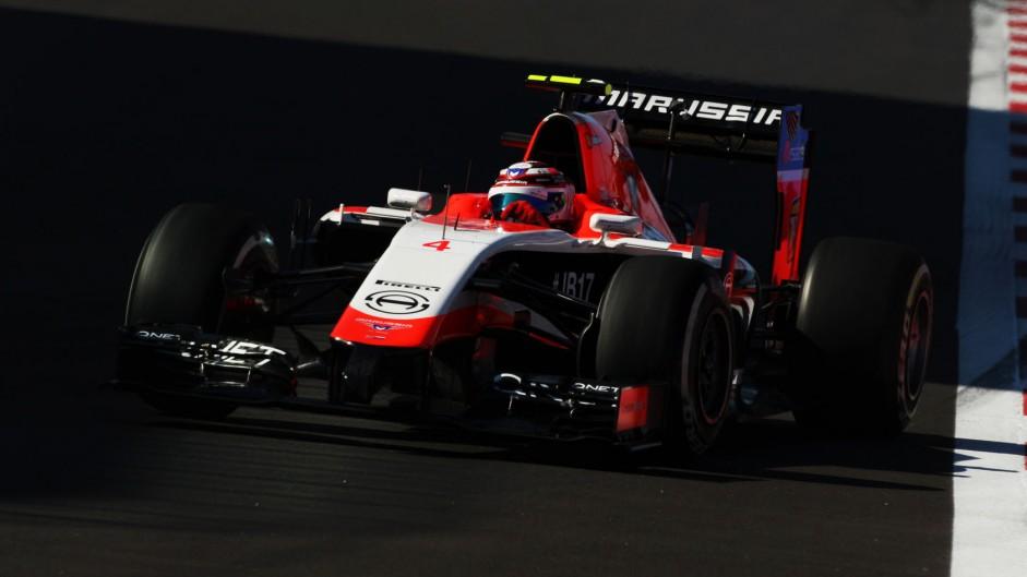 Manor still working on 2015 F1 entry despite setback