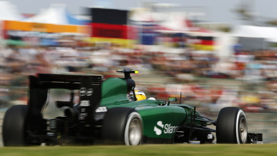 "Haas intends to avoid Caterham ""mistakes"""