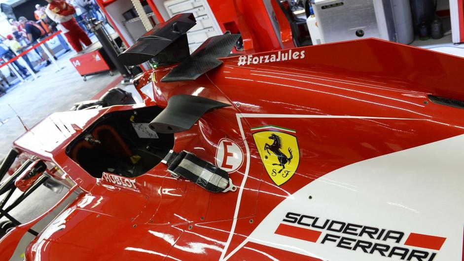 Ferrari, Sochi Autodrom, 2014