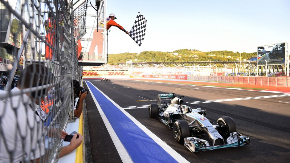 Three-in-a-row for Hamilton in Driver of the Weekend