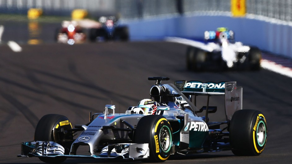 First Russian GP gets one of the lowest-ever ratings