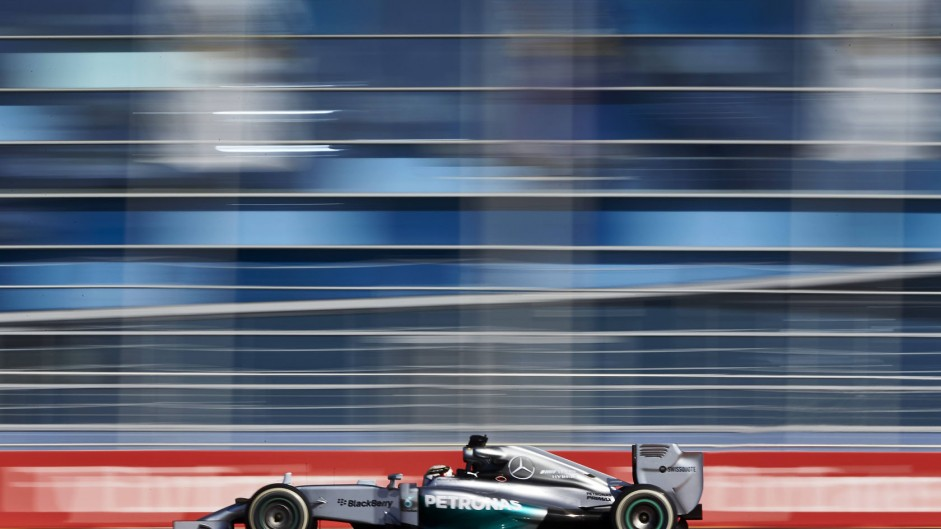 "Hamilton expects ""tough"" start from pole position"