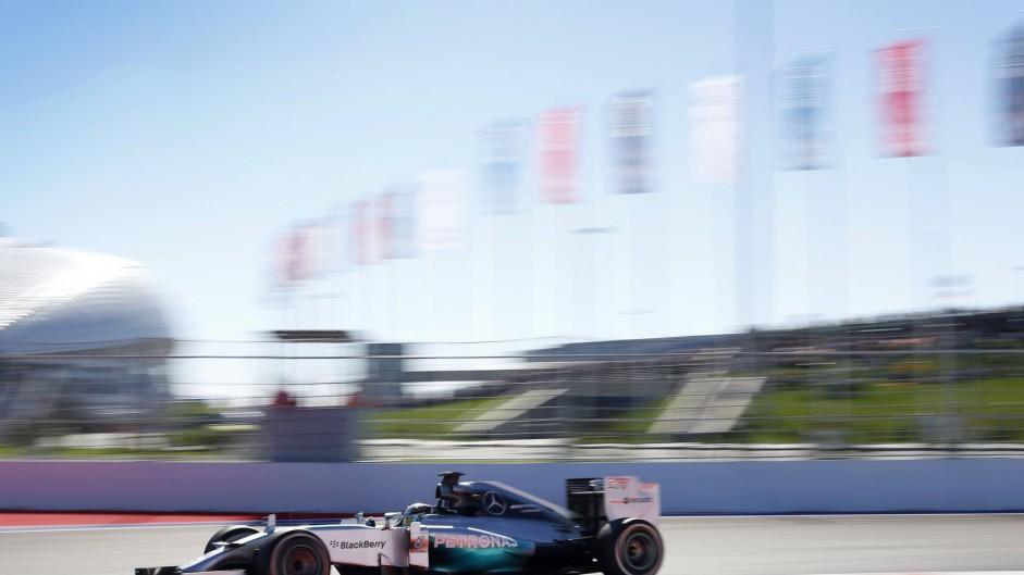 2014 Russian Grand Prix result