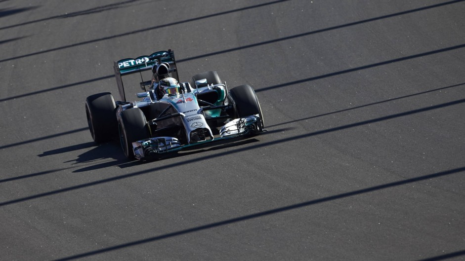 2014 Russian Grand Prix championship points