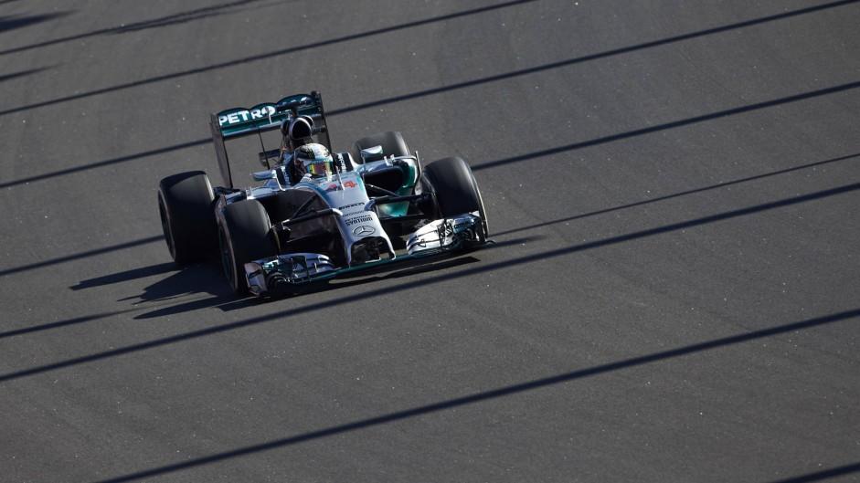 2014 Russian Grand Prix championship points